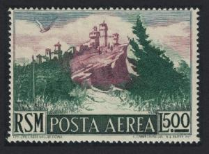 San Marino View from St Mustiola 500L Type 1 SG#415 CV£320+
