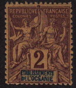 French Polynesia 2 Navigation & Commerce 1892