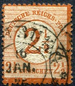 Deutsches Reich   Sc.# 27  used