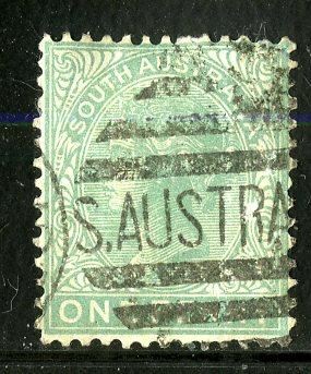 SOUTH AUSTRALIA 64 USED SCV $1.75 BIN $0.75 ROYALTY