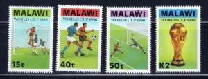 Malawi 566-69 NH 1990 World Cup Soccer