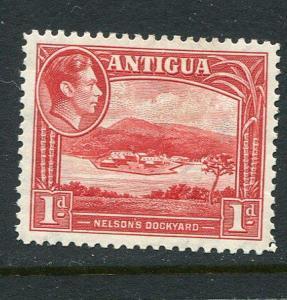 Antigua #85 mint