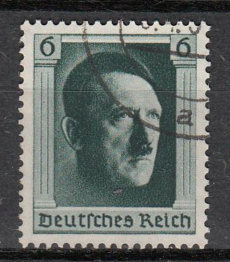 Germany - 1937 The stamp from Mi# Block 7 (5990)