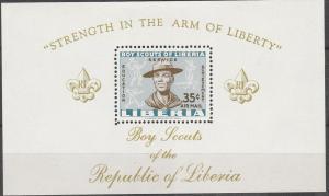 Liberia #C136 MNH F-VF CV $5.00 (SU6888L)