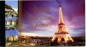 UNITED NATIONS Sc# NY 917 GE461 VI384 2006 World Heritage France Souv Bklts MNH