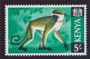 Kenya  SG 33  Mint Never Hinged  Gum  Arabic see details