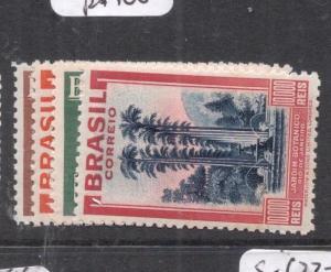 Brazil SC 446-9 MNH (8dif)
