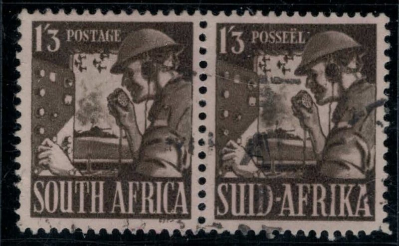 South Africa #89 pair  CV $11.00