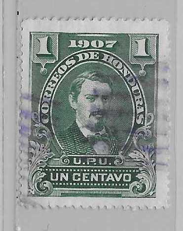 Honduras 119 1c Medina single Used