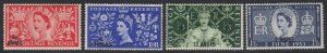 Oman Sc 52-55 (SG 52-55), MHR