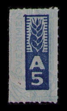 WWll US VINTAGE WAR RATION COUPON STAMP, SEE SCAN (V530)
