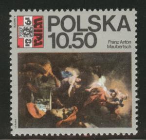 Poland Scott 2440 MNH** 1981 stamp