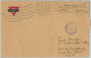 74982 -  EGYPT  - POSTAL HISTORY -   COVER from JEWISH BRIGADE!! 1942