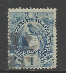 GUATEMALA 43 VFU M916-5