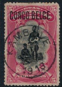 Belgian Congo #39  CV $37.50