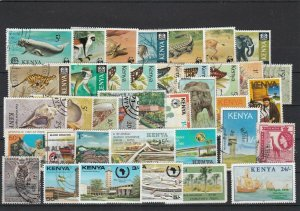Kenya Stamps Ref 25005