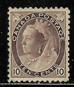 Canada #83 Mint VF NH C$2250.00