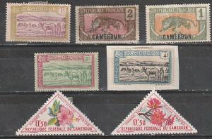 Cameroun Mint OGH