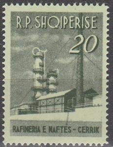 Albania #698 MNH F-VF  CV $4.25 (V1308)