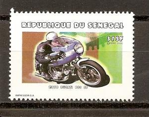 Senegal 1375 MNH