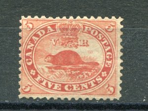 Canada #15  Unused  F-VF  -  Lakeshore Philatelics