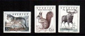 Sweden  1932 - 1934  MNH cat $ 9.00