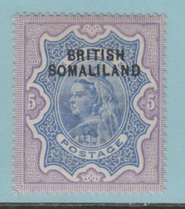 SOMALILAND PROTECTORATE 12 MINT HINGED OG * NO FAULTS VERY FINE!