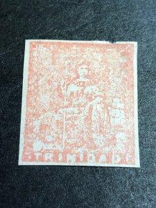 Trinidad Scott 13 Mint NG CV $17.50