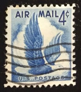 US #C48 Used F/VF - Airmail