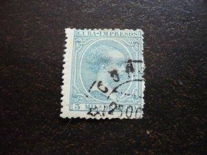 Stamps - Cuba - Scott# P28 - Used Single Newspaper Stamp