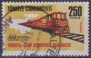 Turkey #1894 F-VF Used (ST1446)
