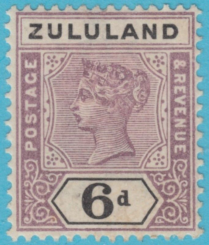 ZULULAND 19  MINT HINGED OG *  NO FAULTS EXTRA FINE !