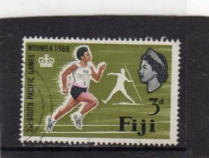 Fiji South Pacific Games used