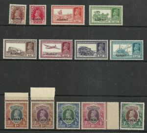 SHstamps Kuwait  0007 Mint used as Scan KGVI