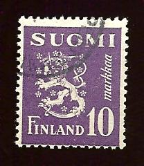 Finland 261 10m Lion used