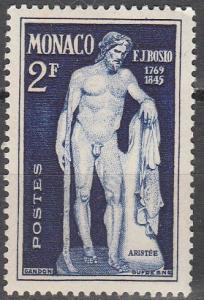 Monaco #211 MNH F-VF (SU4546)