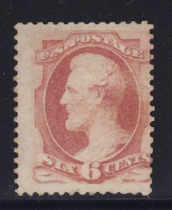 159 F-VF unused ( mint no gum ) with nice color cv $ 140 ! see pic !