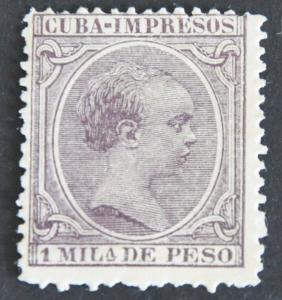 DYNAMITE Stamps: Cuba Scott #P14 – UNUSED