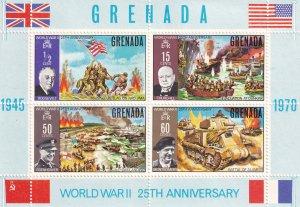 Grenada #378a  MNH CV $5.75 (Z2303L)