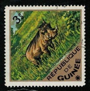 Animals, Republica Guinea (TS-1713)