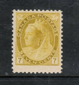 Canada #81 Very Fine Never Hinged **With Certificate**