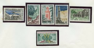 ALGERIA  SELECTION OF MINT NEVER HINGED STAMPS AS SHOWN