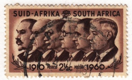 South Africa, Scott #  235, Used