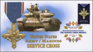 2016, Service Cross, Army_Marines, Digital Color Postmark, 16-196
