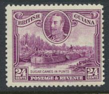 British Guiana SG 294 Mint Hinged  (Sc# 216 see details)