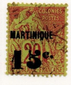 Martinique 18 Used
