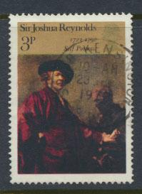 Great Britain SG 931    - Used  Paintings