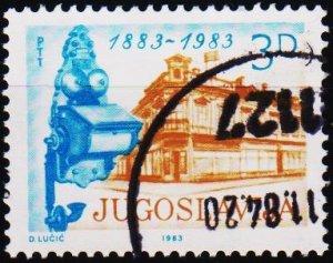 Yugoslavia. 1983 3d S.G.2066 Fine Used
