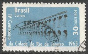 BRAZIL 994 VFU Z3599-2