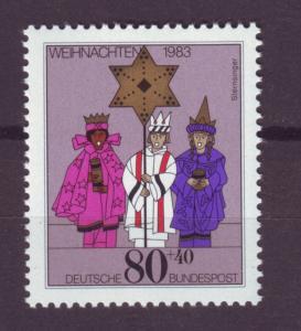 J7010 JLs stamps @20% 1983 germany mnh set1 #b615 xmas